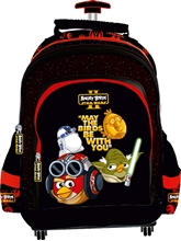 Slika od ANGRY BIRDS ruksak na kotače