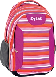 Picture of EXPLORE backpack 2in1 Surfing Waves