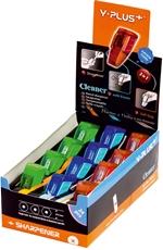 Slika od ŠILJILO s gumicom Cleaner - izložbena kutija 24 kom