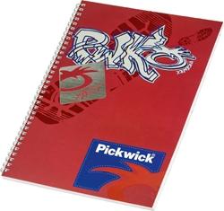 Slika od PICKWICK spiralna bilježnica A4 crte