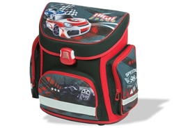 Picture of TIGER COMPACT school bag car 29x16x35 cm