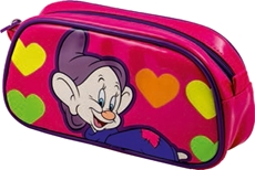 Picture of 7 DWARFS pencil case/nesseser 22,5x11x6 cm