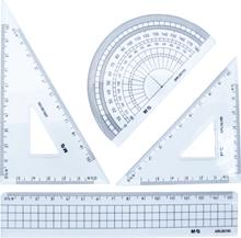 Slika od Geometrijski set M&G 1/4