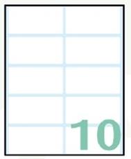 Slika EXPORT samoljepljive etikete 58x28