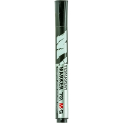 Picture of M&G 701 PERMANENT MARKER CRNI 1/10