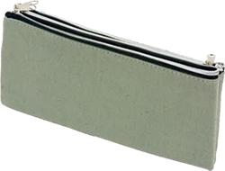 Picture of  PENCIL CASE Zipper 21,6x9,4x1,8 cm