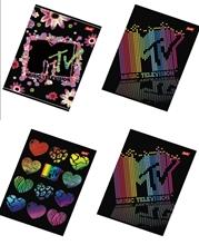 Slika od MTV BILJEŽNICA A4 KOCKE