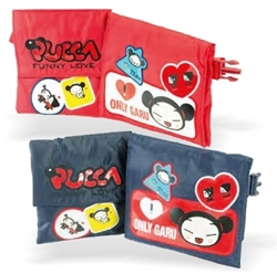 Picture of PUCCA pouch around the waist