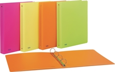 Picture of FAVORIT NEON FOLDER 4 RINGS D30