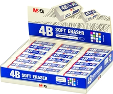 Picture of M&G 4B SOFT ERASER 1/36
