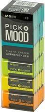 Picture of M&G PICK A MOOD ERASER 1/30