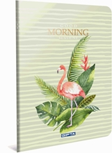 Slika od MORNING BILJEŽNICA A4 - CRTE