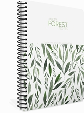 Slika od FOREST SP. BILJEŽNICA A4 - KOCKE