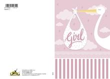 Slika od GIRL - ČESTITKA