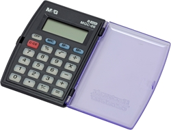 Picture of M&G PORTABLE KALKULATOR
