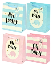 Picture of OH BABY GIFT BAG MEDIUM