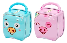 Picture of TIN METAL BANK PIG