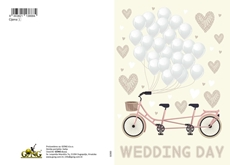 Slika od WEDDING DAY - ČESTITKA