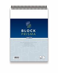 Slika od PRISMA SPIRALNI BLOK A5 CRTE