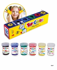 Picture of TOY COLOR TEMPERA ZA PRSTE 25 ML 1/6
