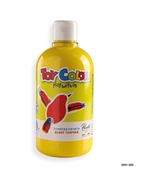 Slika od TOY COLOR ŽUTA TEMPERA 500 ML