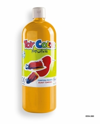 Picture of TOY COLOR tempera 1000 ml sun yellow