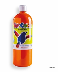 Picture of TOY COLOR tempera 1000 ml orange