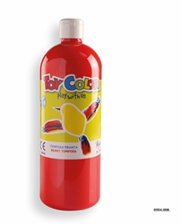Picture of TOY COLOR tempera 1000 ml red