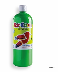 Picture of TOY COLOR tempera 1000 ml light green
