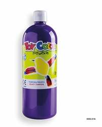 Picture of TOY COLOR tempera 1000 ml purple