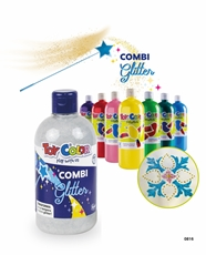 Slika TOY COLOR COMBI GLITTER 500 ML