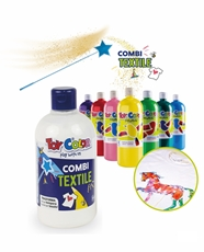 Slika TOY COLOR COMBI TEXTILE 500 ML