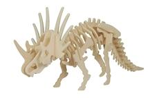 Slika STYRACOSAURUS 3D LESENE PUZZLE