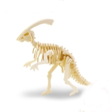 Picture of PARASAUROLOPHS 3D WOODEN PUZZLE