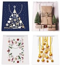 Slika od UKRASNA VREĆICA MARRY CHRISTMAS TREE - VELIČINA XL